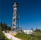 Смотровая башня Hnědý vrch Pec pod Sněžkou