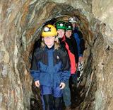 Obří důl Kuźnia Pec pod Sněžkou